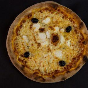 pizzas traditionnelles à Bandol