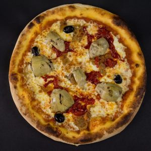 Bandol pizza