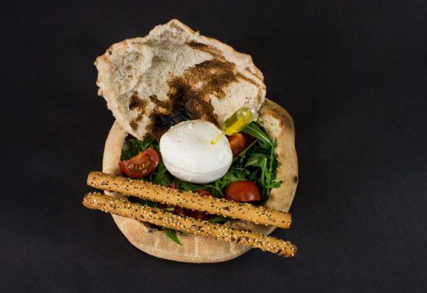 Salade Bufflonne 4