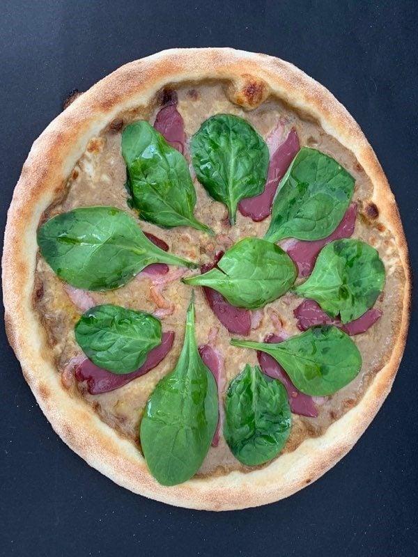 pizza artiste